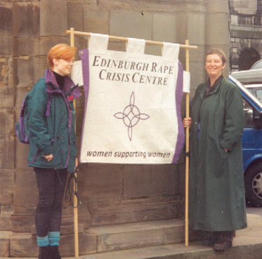 BLOG: 41 Years Of Rape Crisis In Edinburgh And Our Services Have Never Been So Needed