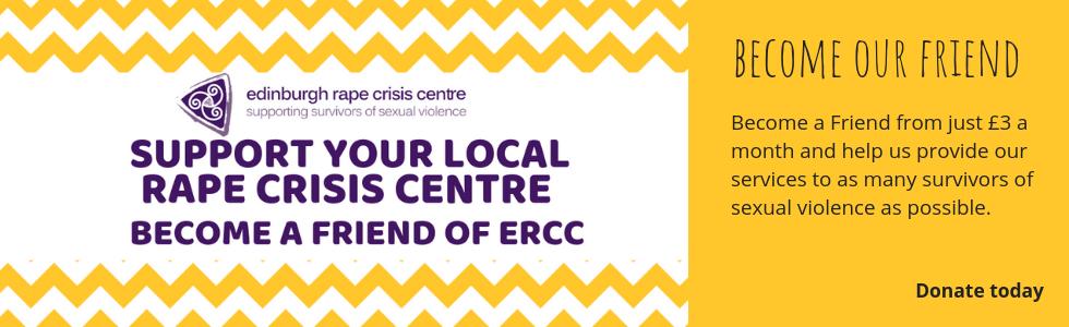 Become A Friend Of ERCC