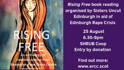 Rising Free Book Reading: 25 August