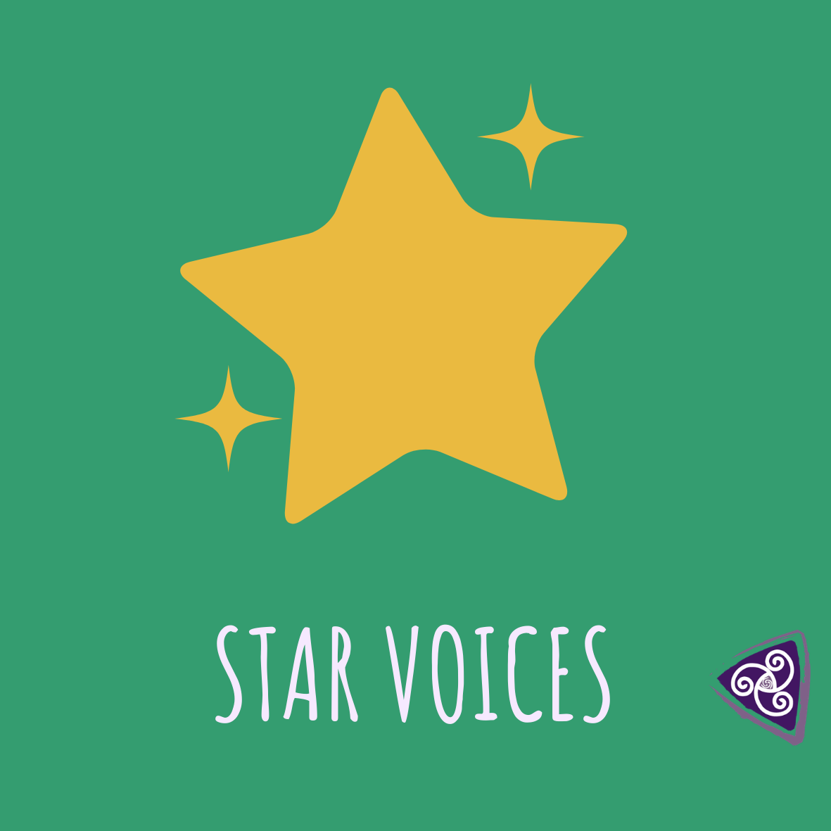 Image: STAR. Text: STAR VOICES